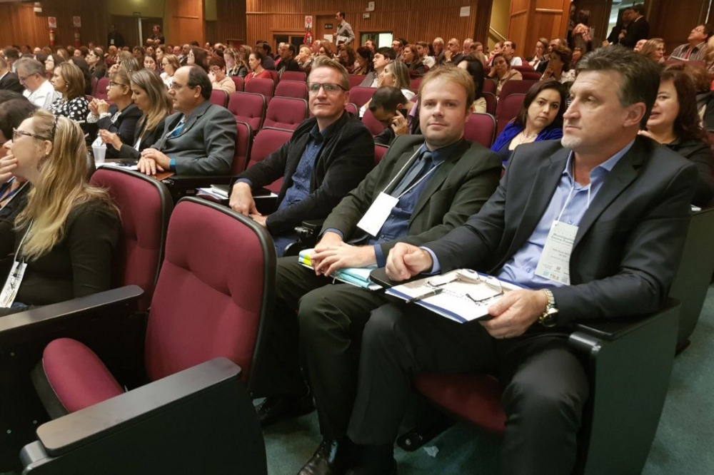 Tapera participa do seminário sobre Municipalização do Ensino Fundamental