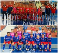 Liga Gaúcha de Futsal categoria de base